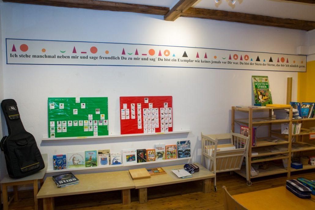 CreaVita Montessori Schule Primaria