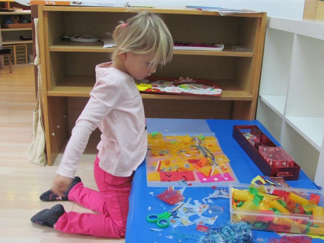 CreaVita Kinderhaus Kunst