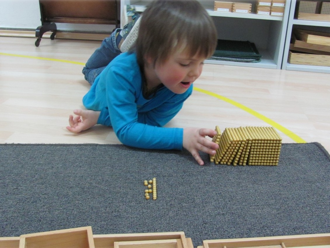 CreaVita Kinderhaus Mathematik
