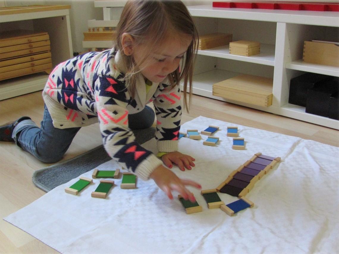 CreaVita Kinderhaus Sinnesmaterial