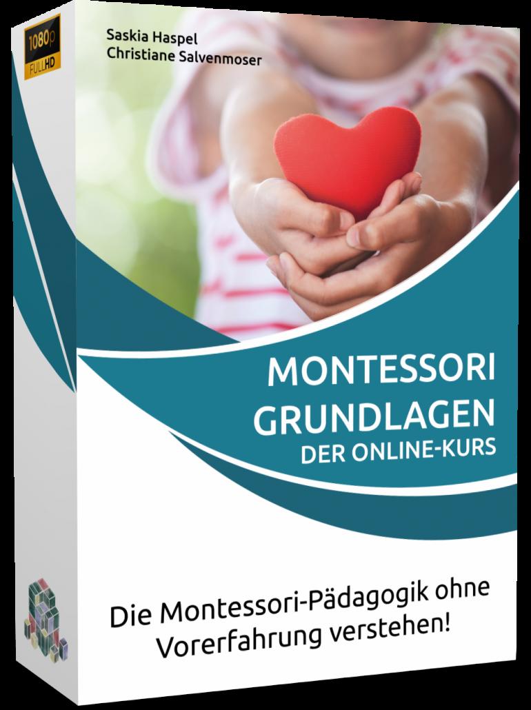 CreaVita Montessori Grundlagen online