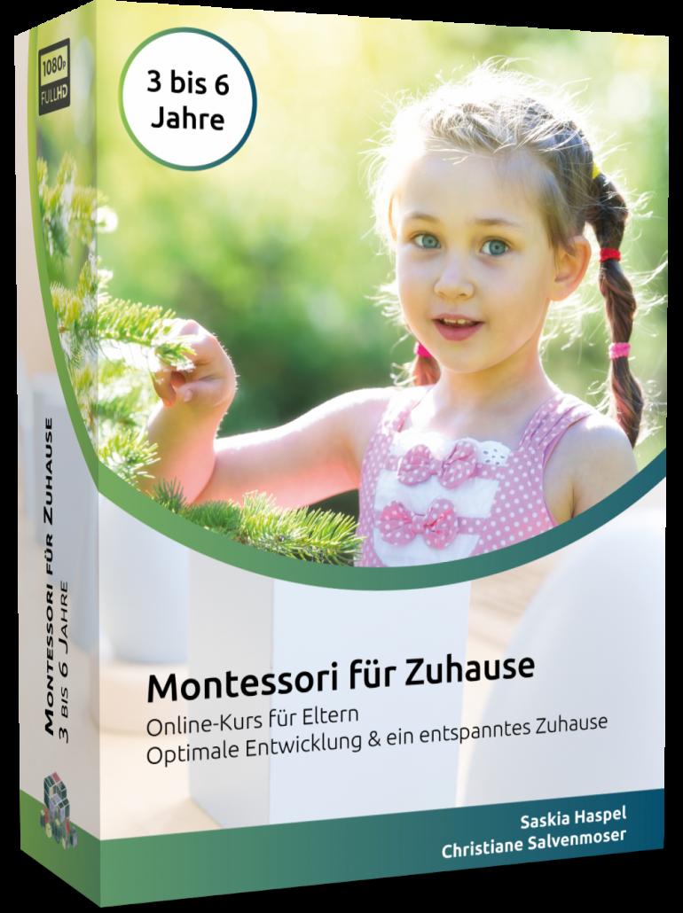CreaVita Montessori zuhause 3-6 online