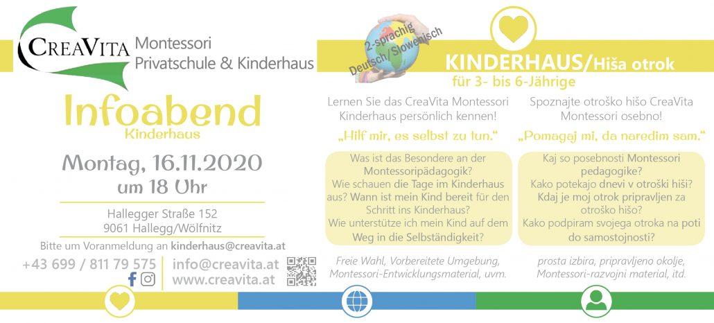 CreaVita Kinderhaus Infoabend 16112020 quer